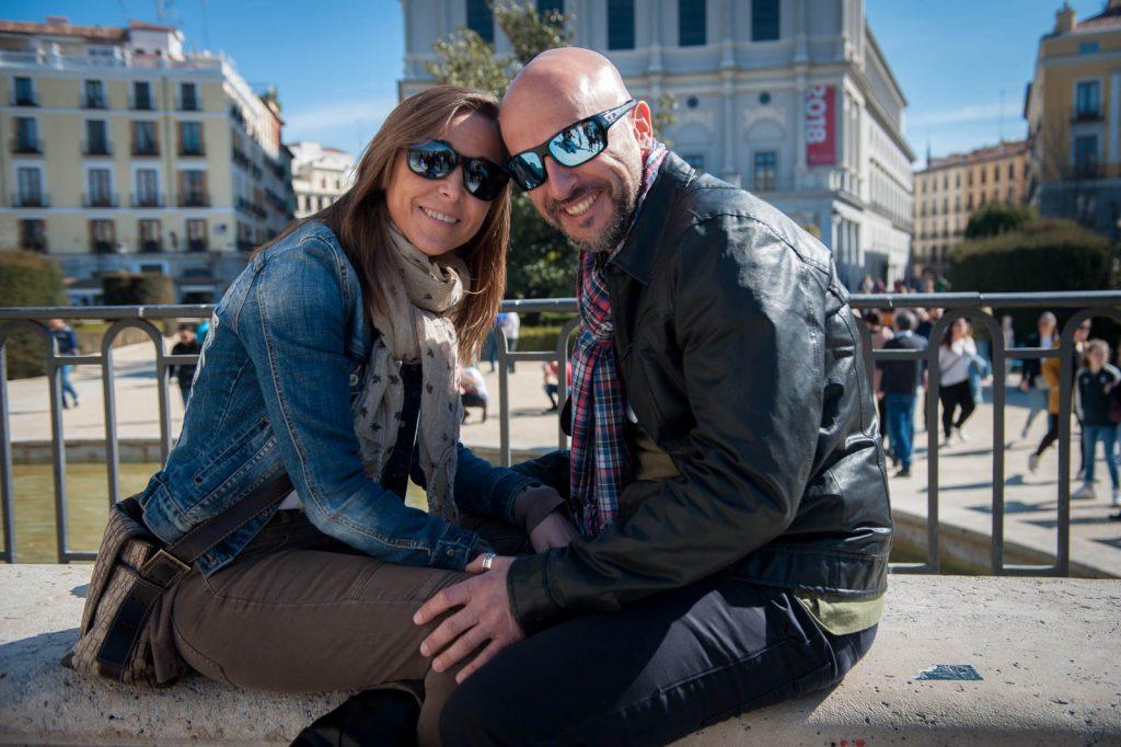 Fotografía de parejas. Isaac y Gemma 1