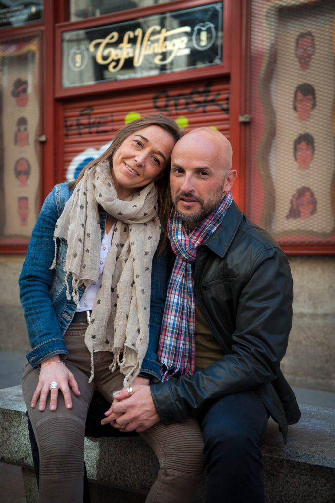 Fotografía de parejas. Isaac y Gemma 10