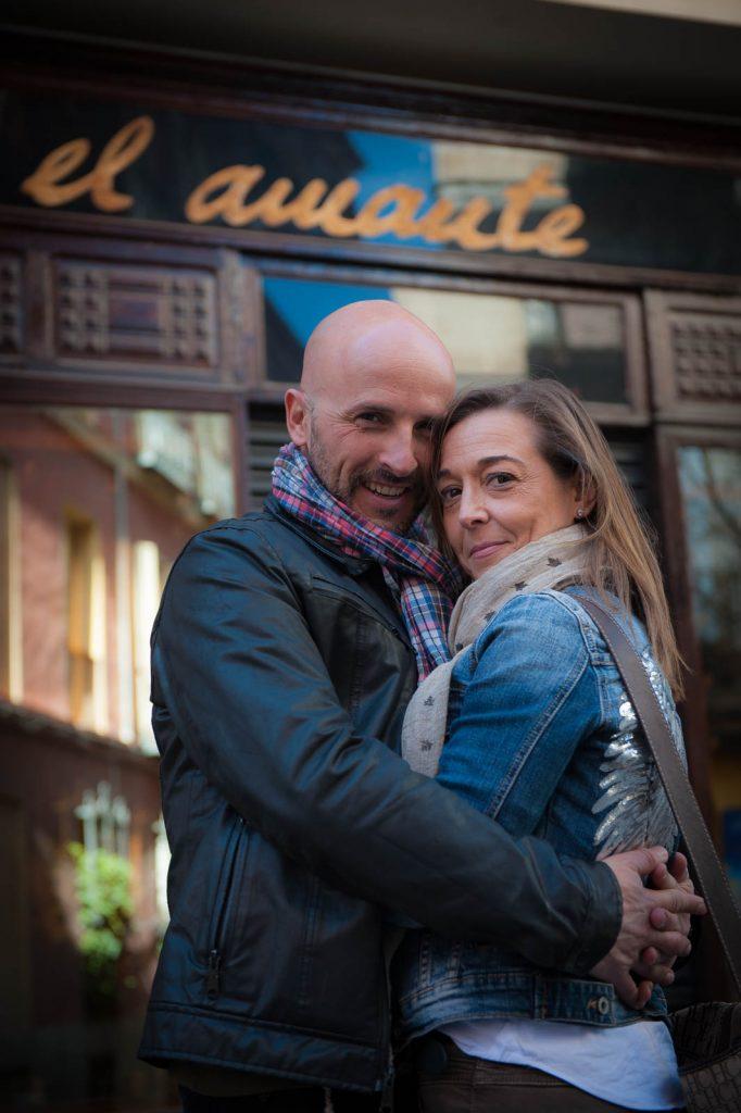 Fotografía de parejas. Isaac y Gemma 12