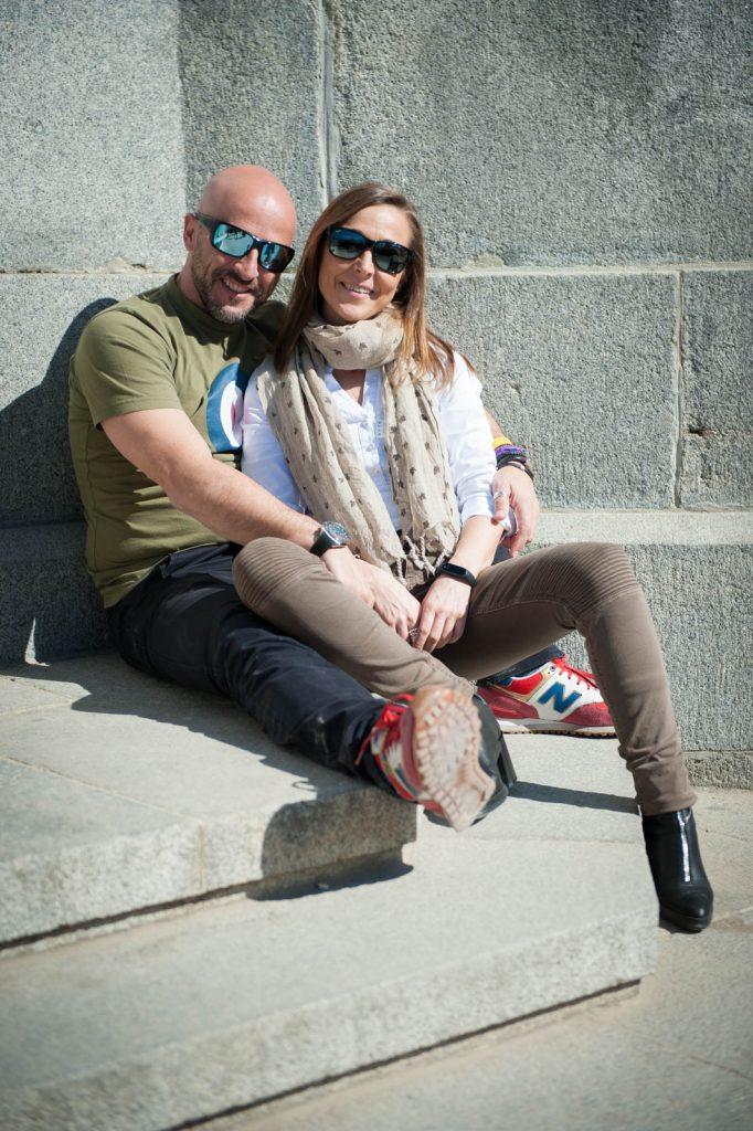 Fotografía de parejas. Isaac y Gemma 4