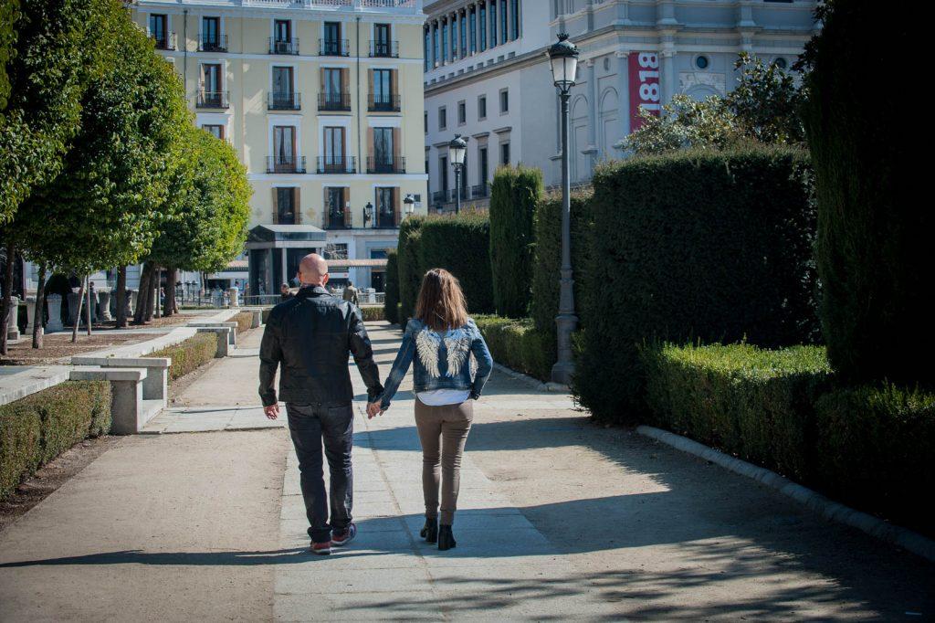 Fotografía de parejas. Isaac y Gemma 9