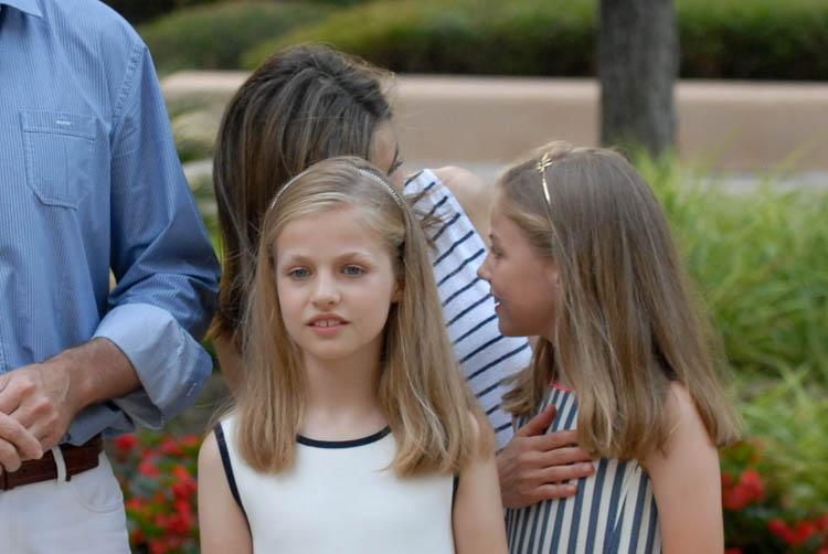 Fotografía de reportaje. Familia Real en Marivent 17
