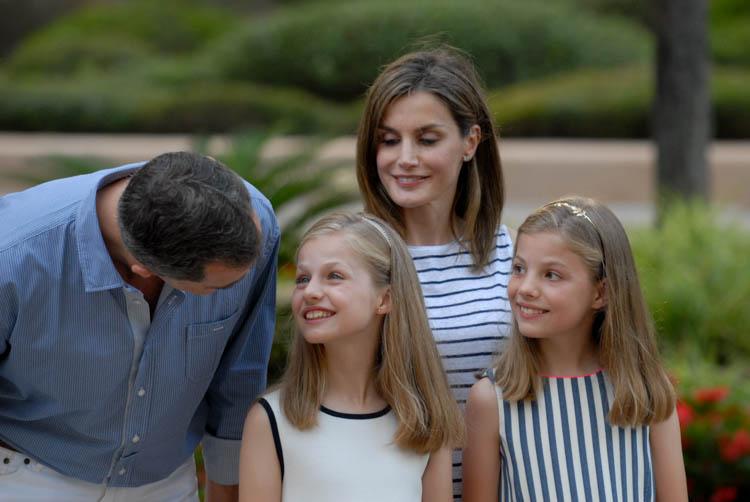 Fotografía de reportaje. Familia Real en Marivent 20