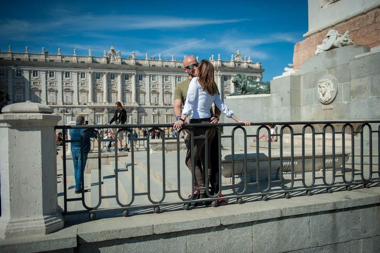 Madrid tour. Isaac Gemma Laura 1