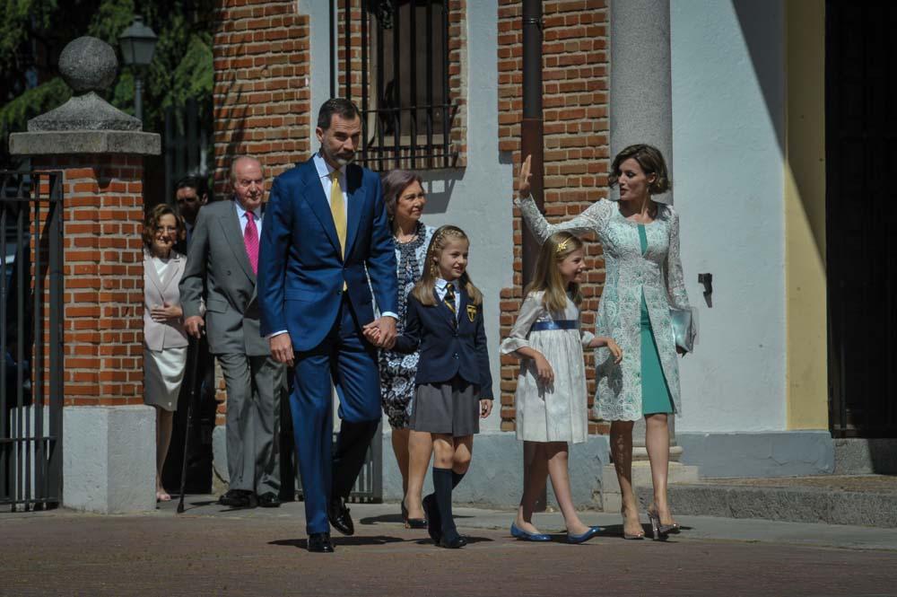 Comunion Infanta Leonor 18
