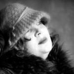 Fotografía de retrato look años veinte