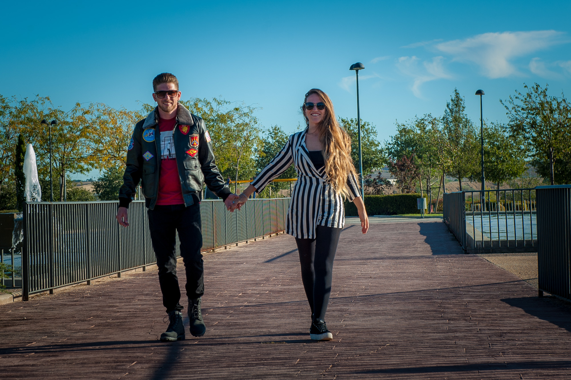 fotografía de parejas